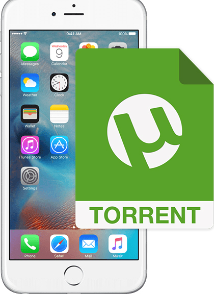 download torrents with iphone ipad