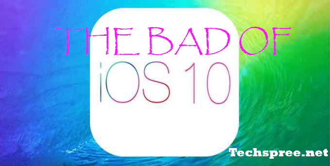 iOS 10 problem