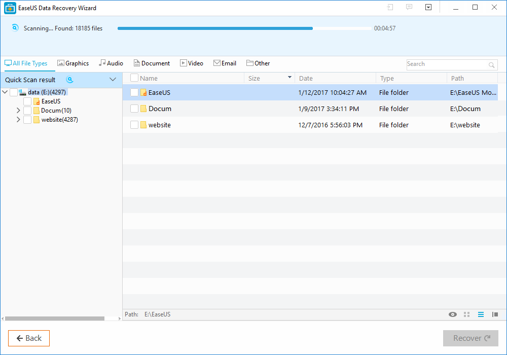 recover deleted files free 3