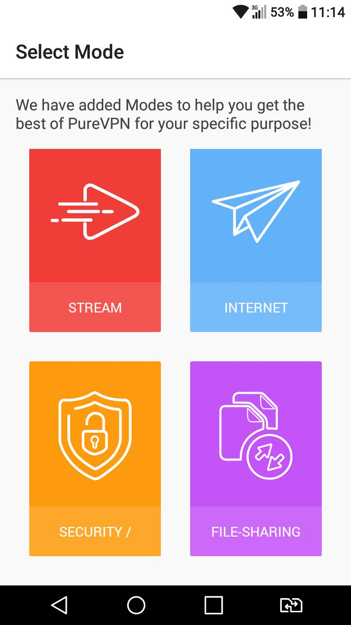 Best VPN for android 5 PureVPN VPN 2