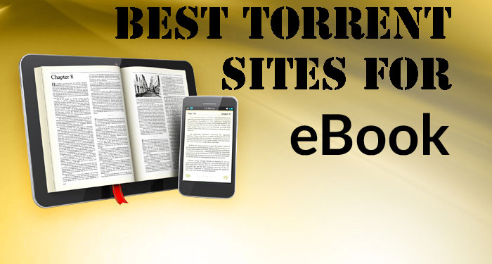 Torrent-ebook-sites